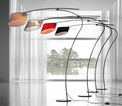 Choosing A Floor Lamp For Your Living Room Sofas And
